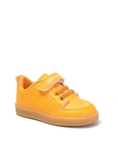 Slazenger Spor Ayakkabı Sarı